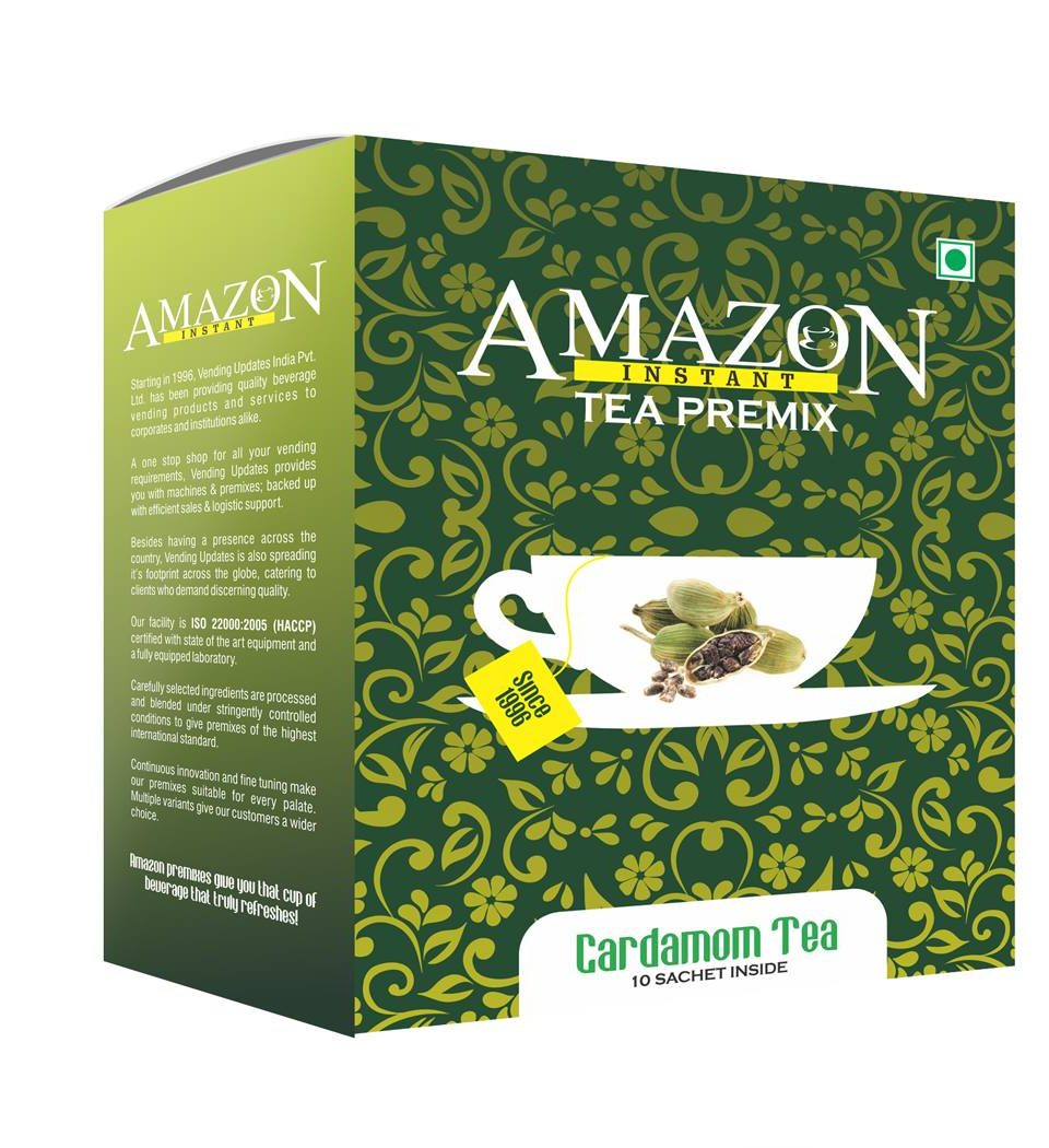 Amazon Instant Tea Premix Desing