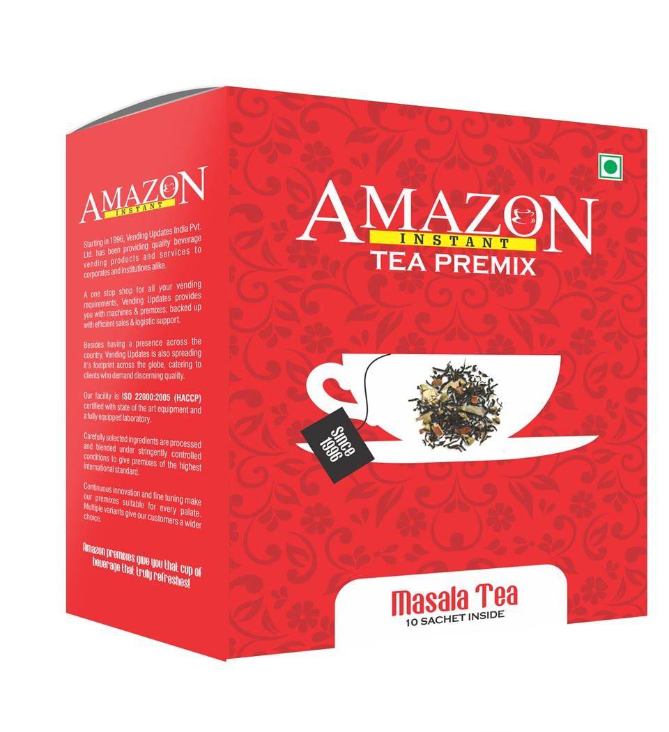 Amazon Instant Tea Premix Desing