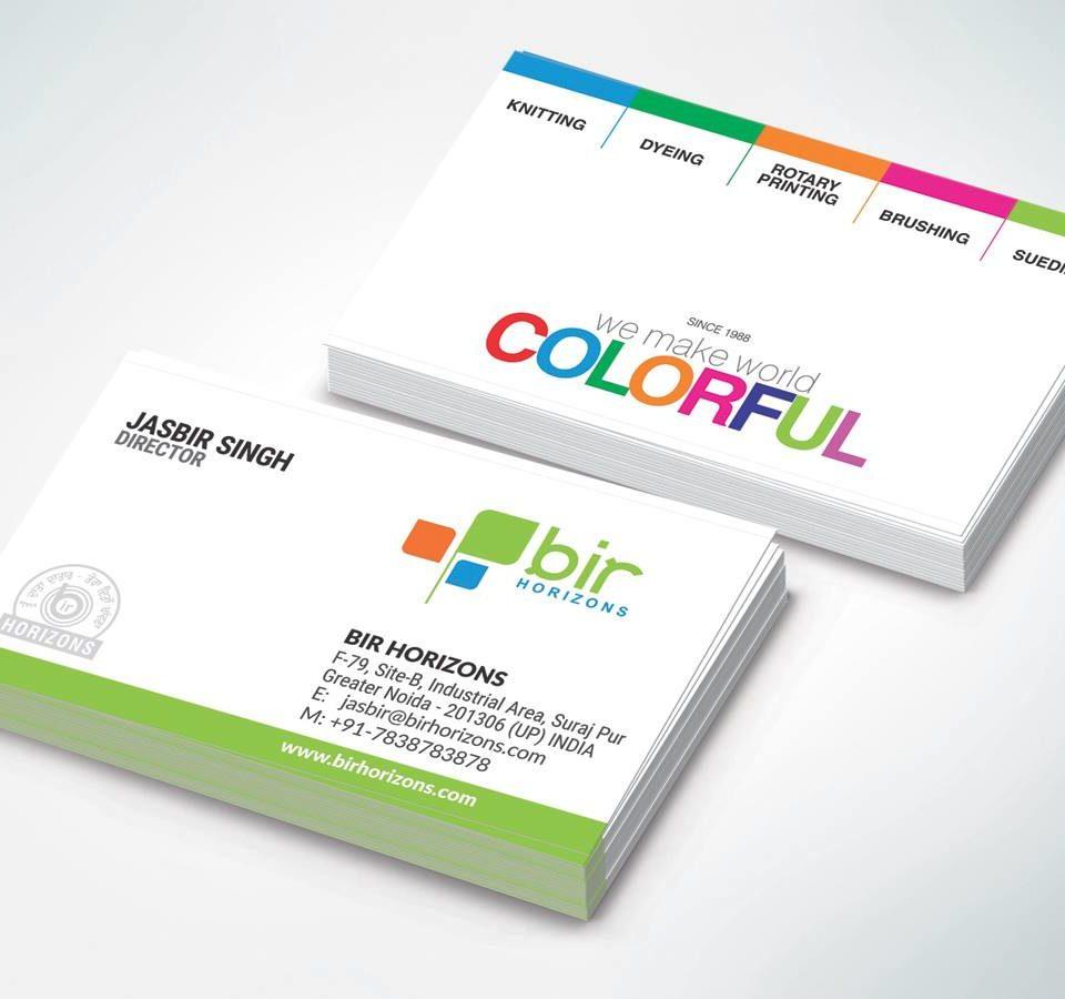 Bir Horizons Business Cards