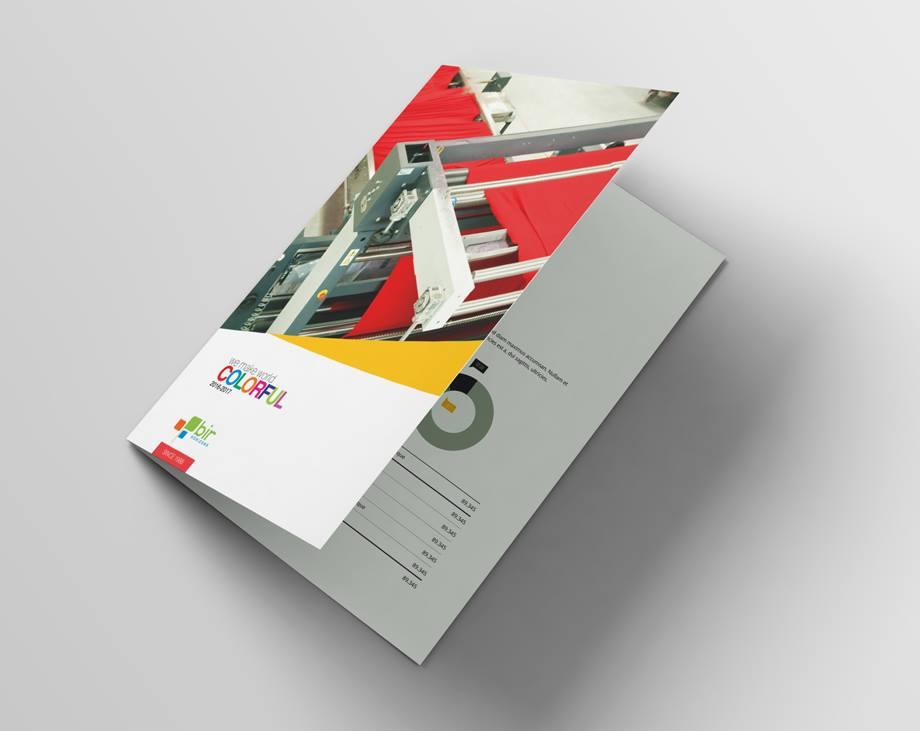 Bir Horizons Brochure Desing